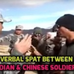 Video – Verbal Spat Between Indian and Chinese Soldiers at ..