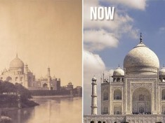 This Is How 9 Famous Indian Monuments Looked 100 Years Ago.!!