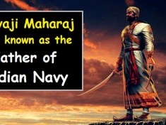 cover - 10 Facts You Should Know About Chhatrapati Shivaji Maharaj.!!