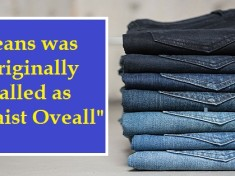cover - 9 Interesting Facts You Should Know About Jeans.!!