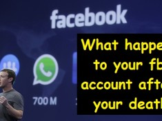 cover - Check Out What Happens To Your Social Media Accounts After You Die.!!