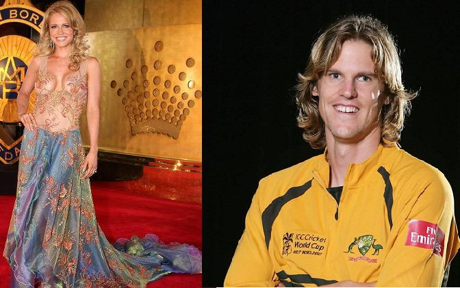 9 - 15 Cricketers And Their Hottest Wives.!!
