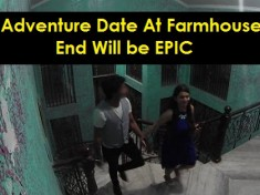 cover - When A Romantic & Adventure Date Turned Into A Nightmare.!!