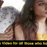 Video: A Girl Is Harassed Publicly By A Co-Passenger, What ..