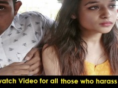 cover1 - Video A Girl Is Harassed Publicly By A Co-Passenger, What She Did Next Is A Must Watch