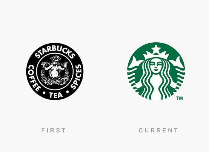 1 - The Evolution Of These 30 Famous Logos Will Shock You.!!