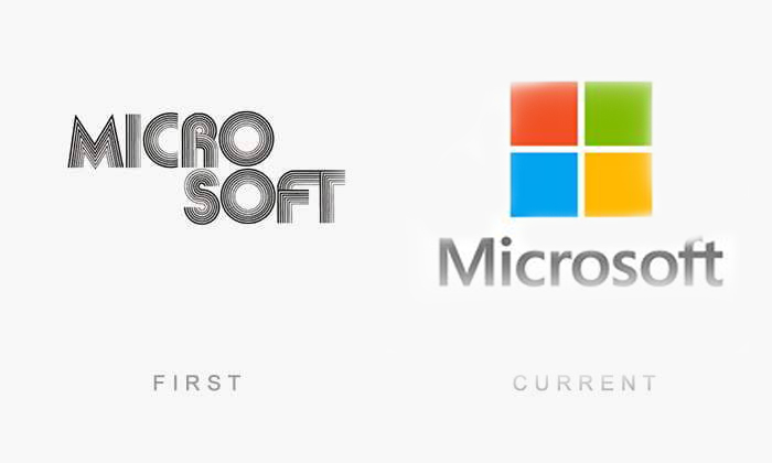10 - The Evolution Of These 30 Famous Logos Will Shock You.!!