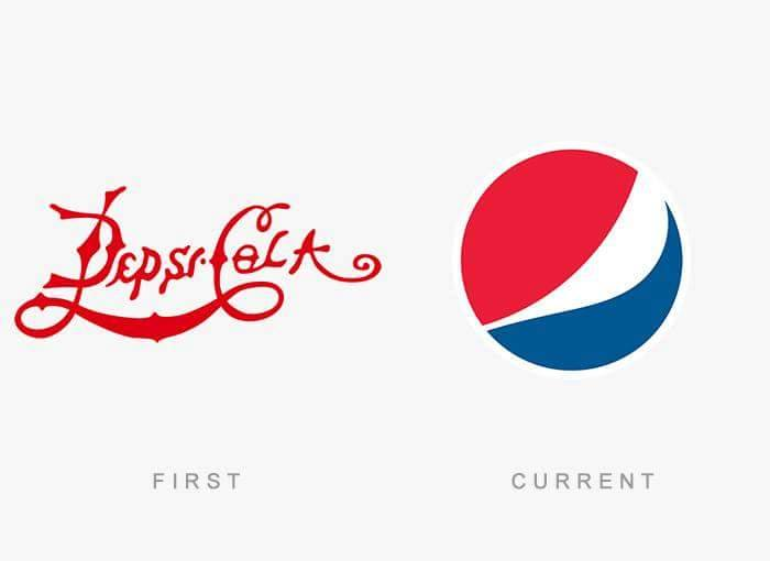 11 - The Evolution Of These 30 Famous Logos Will Shock You.!!