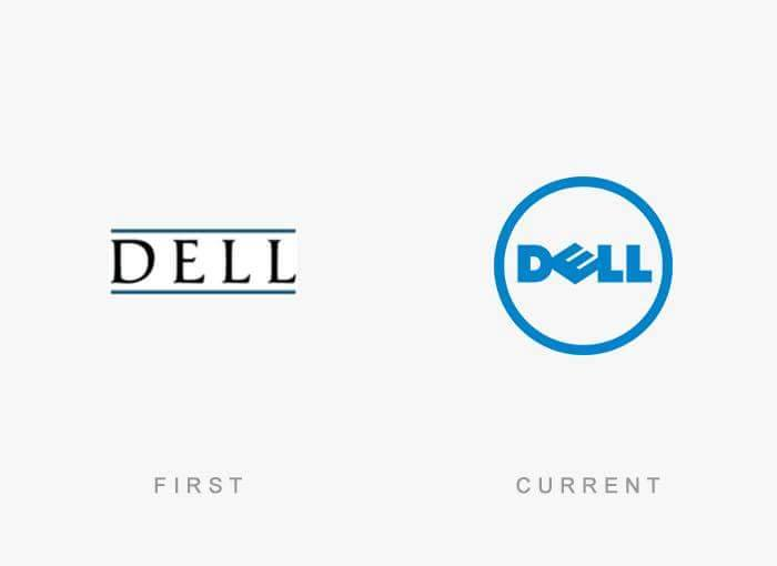 13 - The Evolution Of These 30 Famous Logos Will Shock You.!!