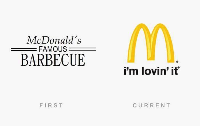 14 - The Evolution Of These 30 Famous Logos Will Shock You.!!