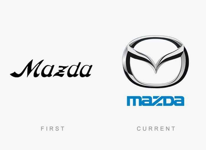 15 - The Evolution Of These 30 Famous Logos Will Shock You.!!