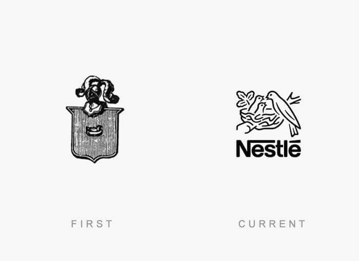 16 - The Evolution Of These 30 Famous Logos Will Shock You.!!