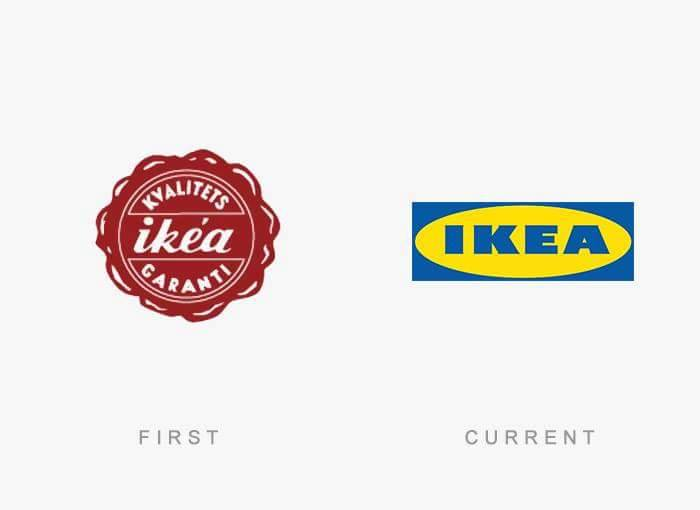 17 - The Evolution Of These 30 Famous Logos Will Shock You.!!
