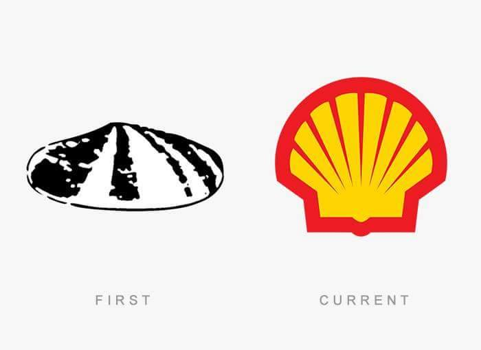 19 - The Evolution Of These 30 Famous Logos Will Shock You.!!