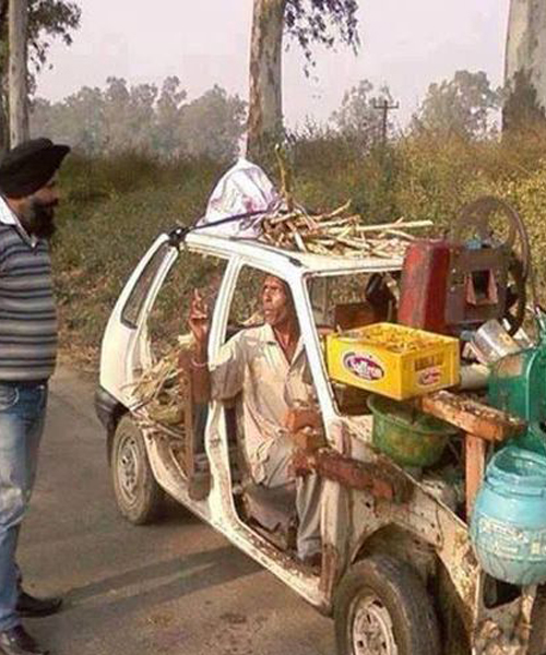 20 - 25 Quirky Things That Happen Only In India.!!