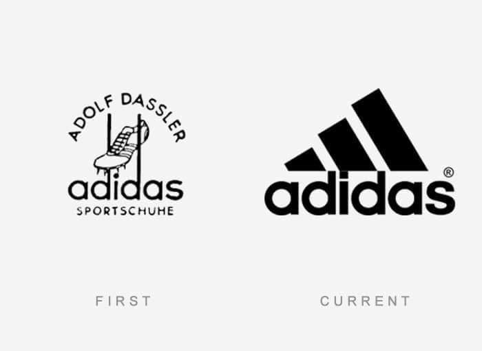 23 - The Evolution Of These 30 Famous Logos Will Shock You.!!