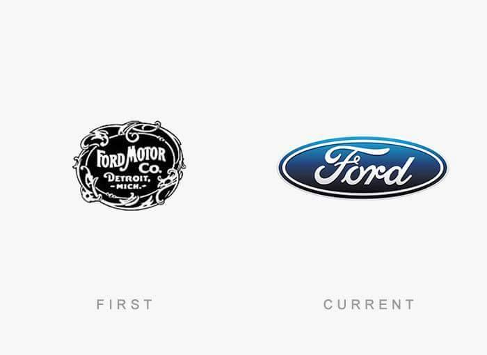 26 - The Evolution Of These 30 Famous Logos Will Shock You.!!