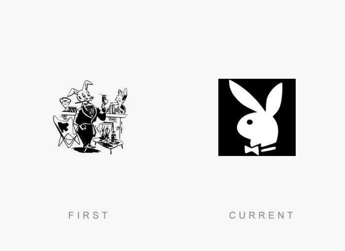 27 - The Evolution Of These 30 Famous Logos Will Shock You.!!