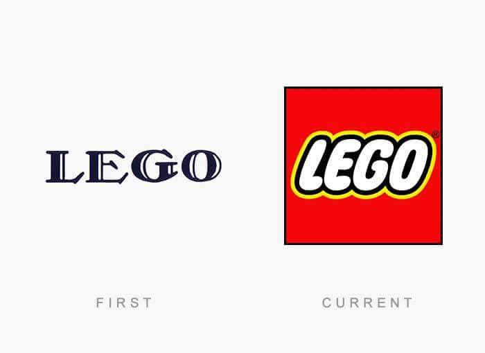 29 - The Evolution Of These 30 Famous Logos Will Shock You.!!