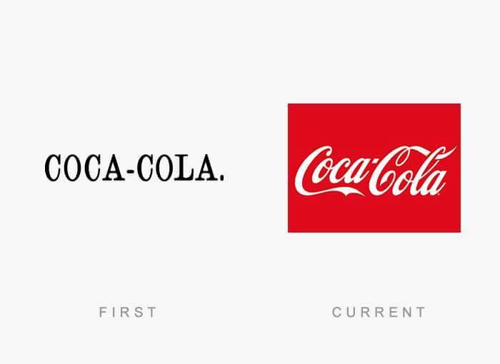 6 - The Evolution Of These 30 Famous Logos Will Shock You.!!