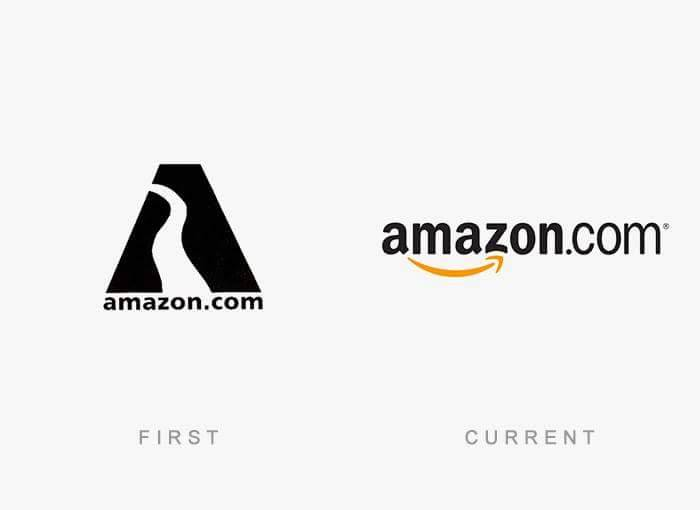 7 - The Evolution Of These 30 Famous Logos Will Shock You.!!