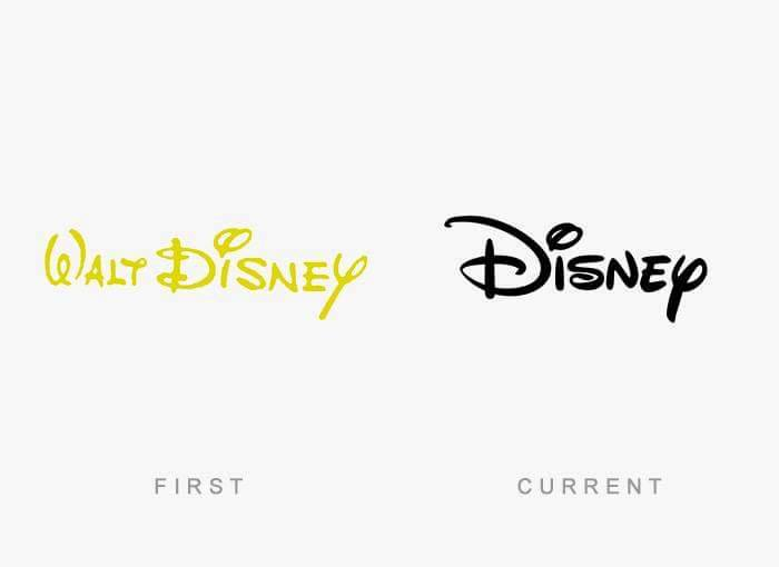 8 - The Evolution Of These 30 Famous Logos Will Shock You.!!