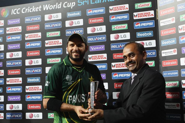 9 - Here's The List Of Most Man Of The Match Awards In International Cricket.!!