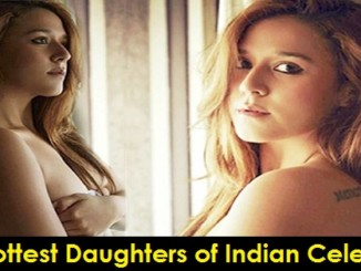 cover - 10 Beautiful & Hot Daughters Of Indian Celebs.!!
