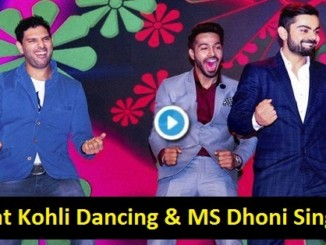 cover - Don't Miss This Video Of Virat Kohli & Yuvraj Singh Dancing For Tukur Tukur.!!