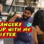Here What Happened When Strangers Try To Hook Up With ..