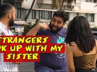 cover - Here What Happened When Strangers Try To Hook Up With A Girl In Front Of His Brother.!!