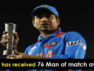 cover - Here's The List Of Most Man Of The Match Awards In International Cricket.!!