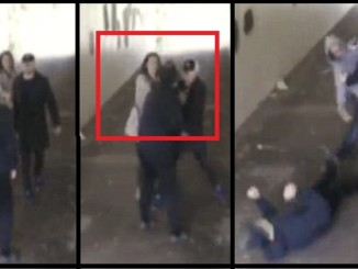cover - Two Guys Threw A Cigarette On A Boxer's Girlfriend. What He Did Next Will Blow Your Mind.!!