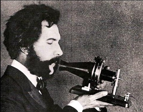 29 - World's First Telephone