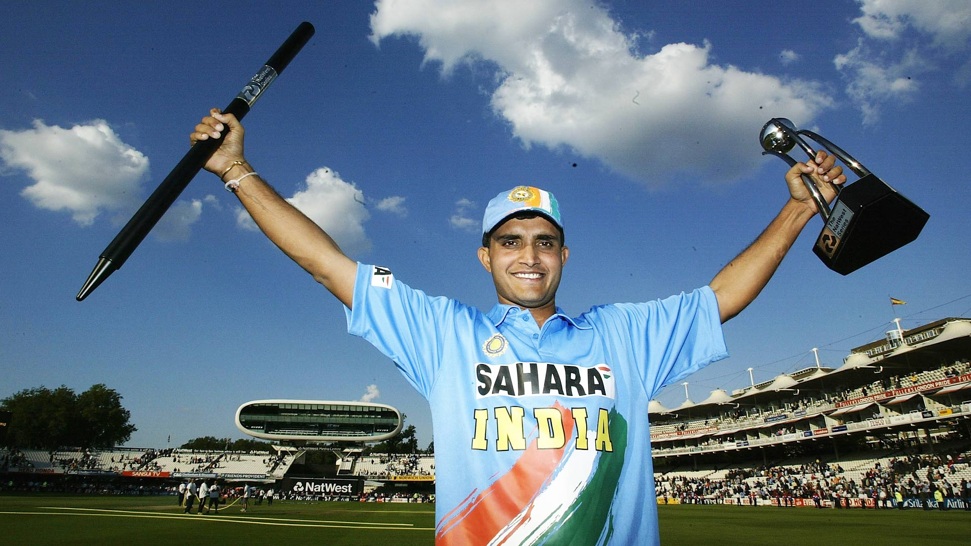3 - 10 Interesting Facts You Must Know About Sourav DADA Ganguly.!!