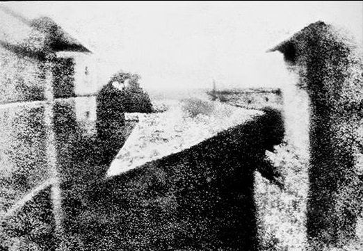 4 - World's First Image
