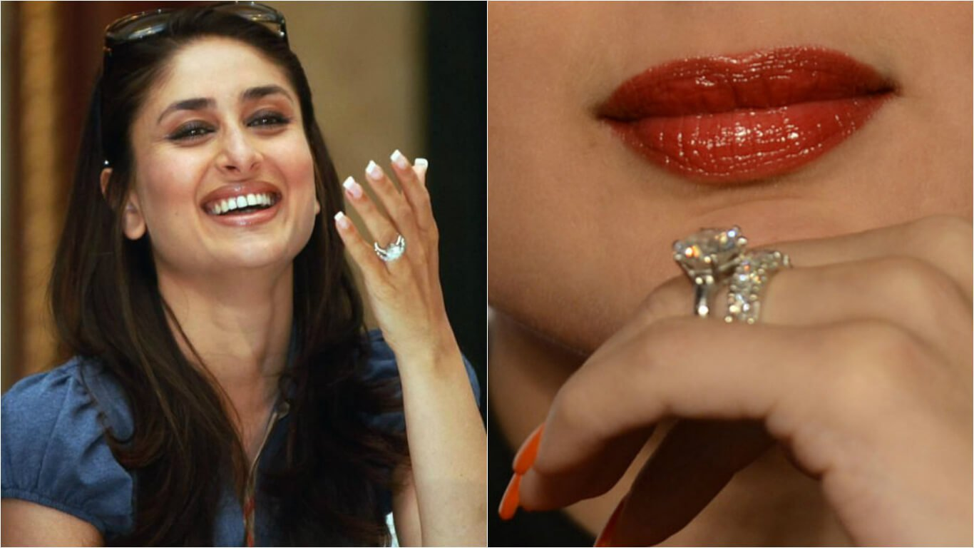9 - 10 Celebrity Engagement Rings That Will Make You Feel Poor.!!