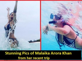 cover - 10 Stunning Pics Of Malaika Arora Khan From Her Maldives Trip.!!