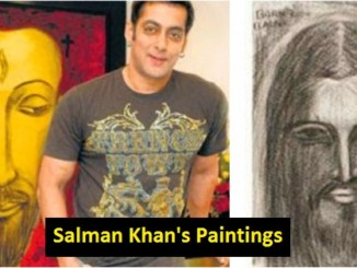 cover  - These 12 Paintings By Salman Khan Will Make Your Day.!!