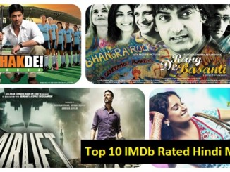 cover - Top 10 Popular Bollywood Films Rated By IMDb.!!