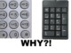 coverr - Here's The Reason Why Numbers On Phones And Calculators Are Reversed.!!