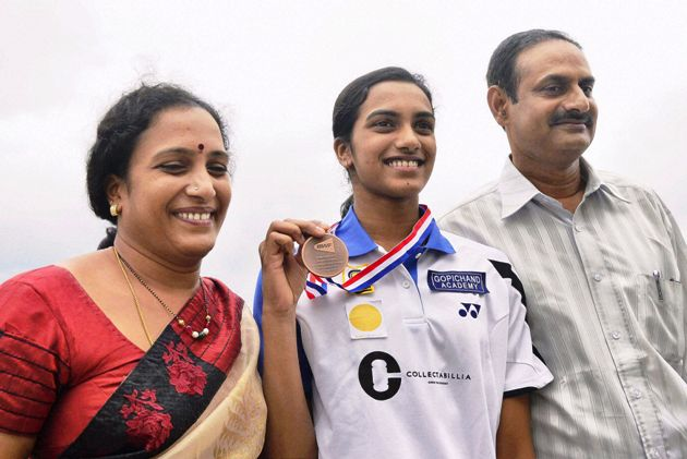 2 - 10 Interesting Facts You Didn't Know About PV Sindhu.!!
