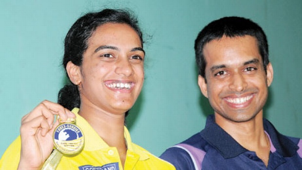 4 - 10 Interesting Facts You Didn't Know About PV Sindhu.!!