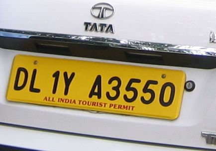 4 - Here's The Reason Behind Indian Vehicles Different Coloured Number Plates.!!