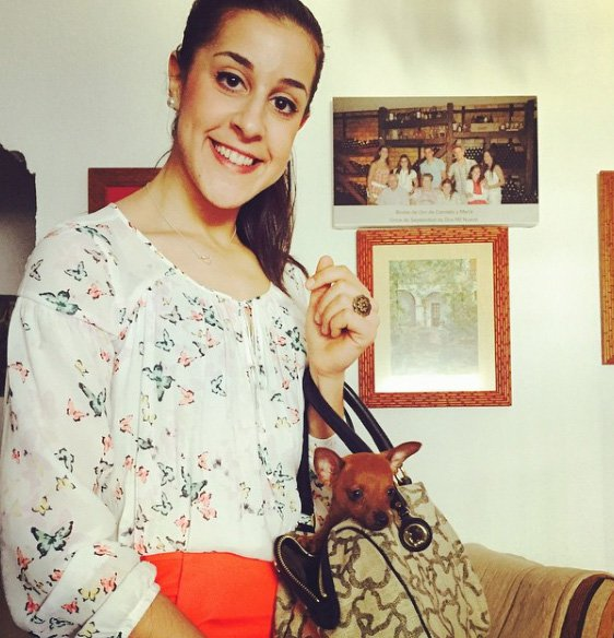 5 - 15 Pics Of Carolina Marin Who Won Gold Against Sindhu Will Make You Love Her.!!