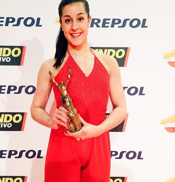 6 - 15 Pics Of Carolina Marin Who Won Gold Against Sindhu Will Make You Love Her.!!