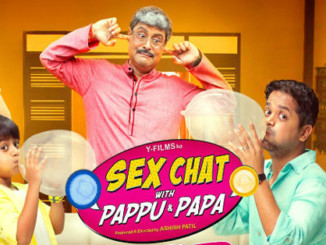 "cover - ""Sex Chat With Pappu & Papa"" Is What All Indian Parents Need To See Today.!!"