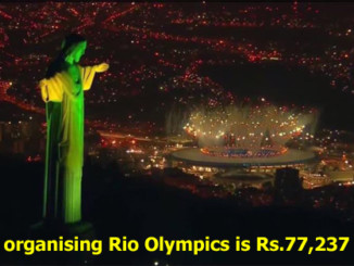 cover - 10 Interesting Numbers From The Rio Olympics.!!