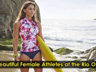 cover - 20 Hot & Beautiful Female Athletes To Watch Out At The Rio Olympics 2016