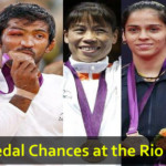 10 Medal Chances For India At The Rio Olympics.!!